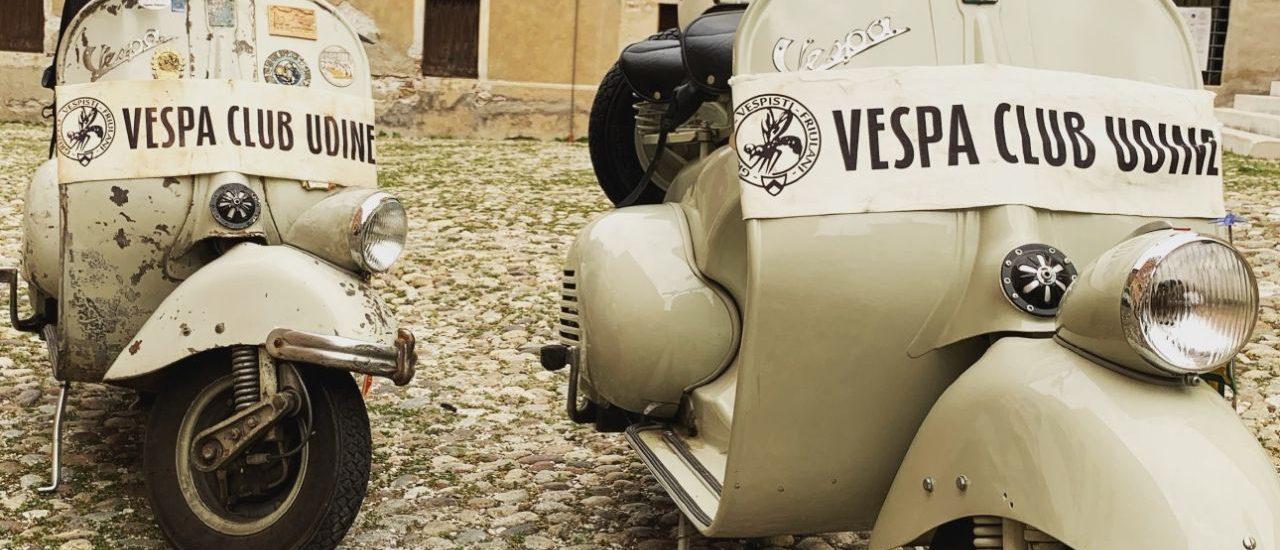 Esposizione Vespe e Lambrette. I modelli più rari a Udine